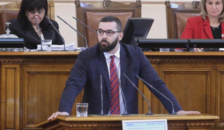 Стоян Мирчев с парламентарен въпрос за финансирането на Драматично-кукления театър в Силистра