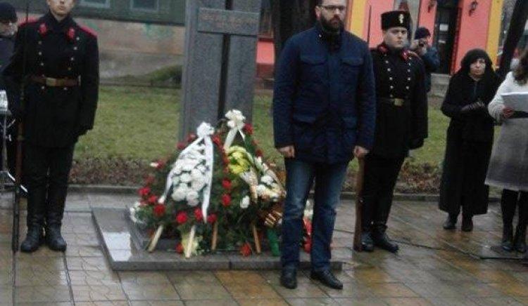 Стоян Мирчев: Думите на Васил Левски задължават всички нас