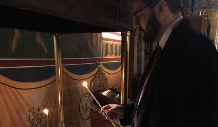 Стоян Мирчев след среща с Доростолския митрополит Амвросий: Младостта е нищо без мъдростта!