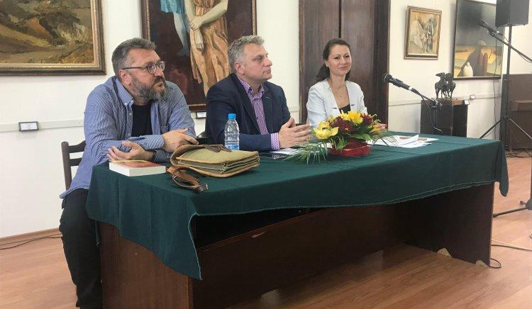 Петър Курумбашев: Изграждането на мост Силистра - Кълъраш е напълно по силите на България и Румъния